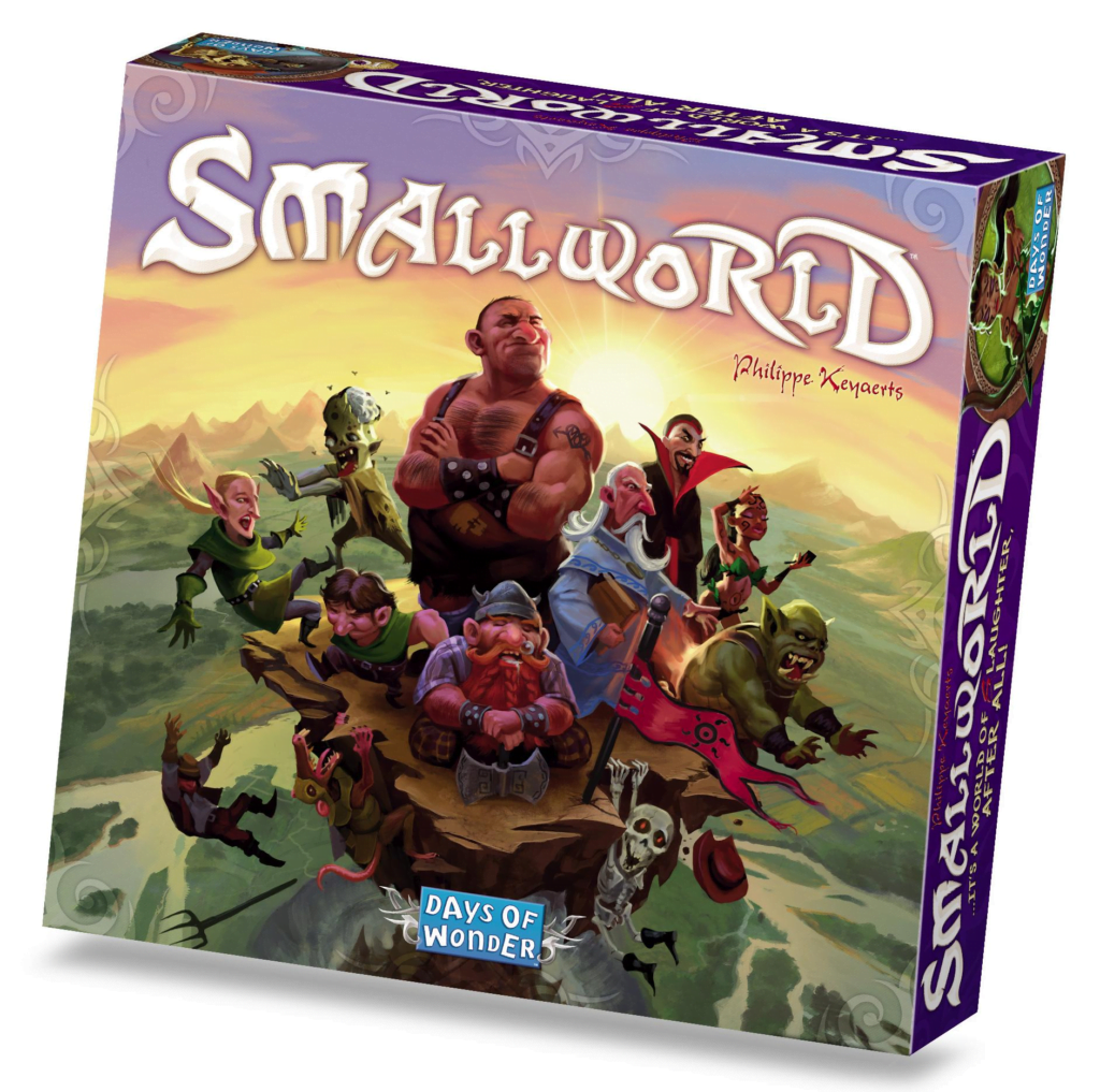 Smallworld spel